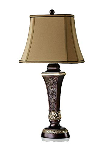 BinLZ Amerikanischen Stil Europäischen Stil Tischlampe Retro Schlafzimmer Nachttisch Klassische Chinesische Wohnzimmer Französisch Stil