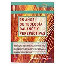 25 Años de Teología: Balence  y perspectivas (Chaminade)