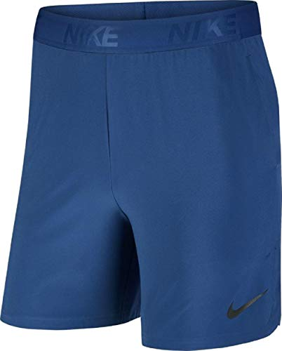 Nike Herren Flex 21cm Training Shorts (Mystic Navy, XL)