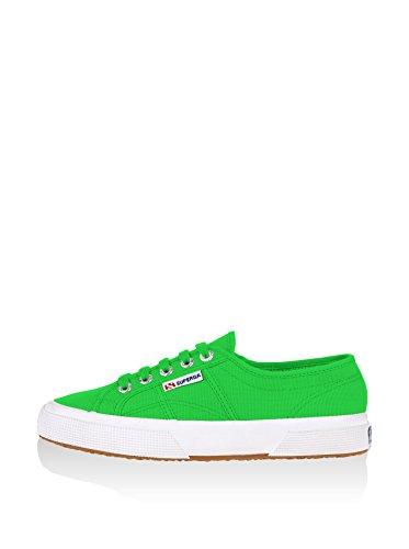 Superga S4s, Sneaker Unisex – Adulto Verde