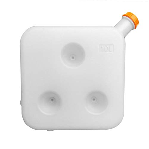 MXECO Serbatoio carburante in plastica multifunzione portatile Scatola di immagazzinaggio olio benzina universale per auto camion barca riscaldatore di parcheggio