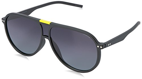 Polaroid Herren PLD-6025-S-DL5 Sonnenbrille, Schwarz (Negro), 134