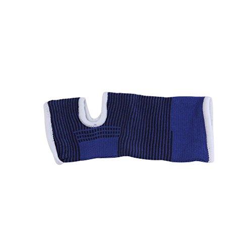 Ulable 1Elastische Knitted Knöchel-Bandage, schützt, Armband für Sport Gym-Therapie