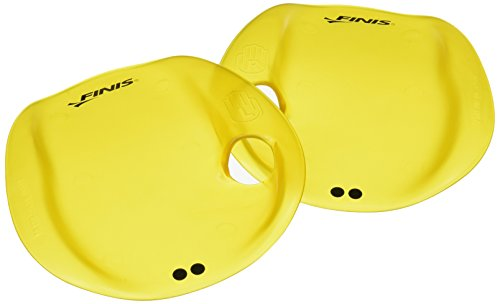 FINIS Hand Paddles Agility, yellow, 1.05.145.05 (M)