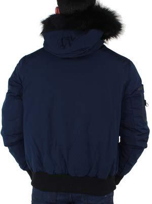Redskins - Blouson Viera Homeland Dark Navy - Taille XL - Couleur Bleu