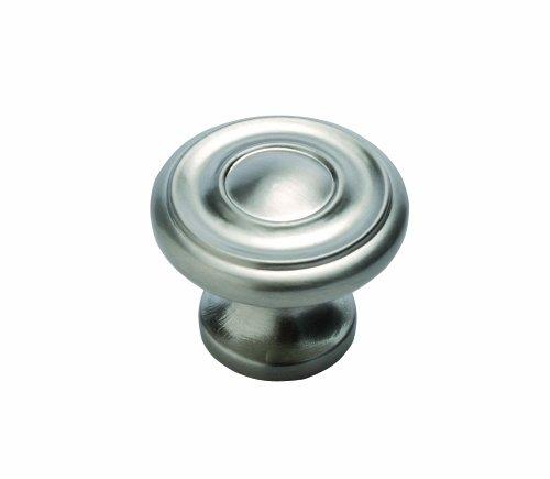 Satin-nickel Schublade Ziehen (Hickory Hardware p3500-ss 1-1/4-Zoll Altair Satin Nickel Schrank Knauf, Edelstahl)