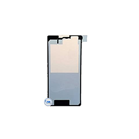 2 x Kleber Dichtung Akkudeckel wasserdicht Sticker für Sony Xperia Z1 mini Compact # itreu (Compact Z1)