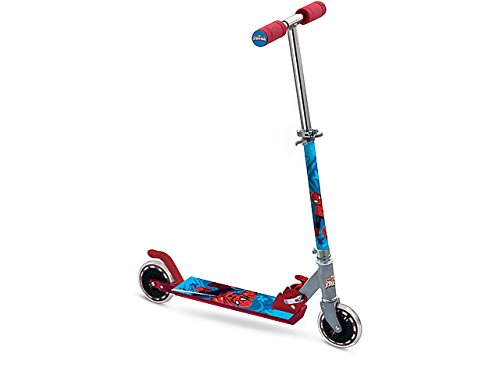 Price comparison product image Spiderman Scooter 18394