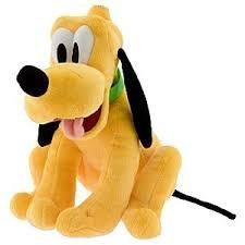 Richy Toys Pluto Dog Stuffed Soft Plush Toy 31 Cm