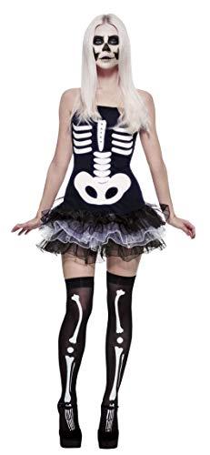 Smiffy's - Fever Skeleton Costume, Größe:L