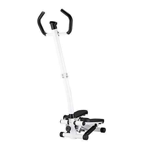 OUKANING Stepper Mini-Stepper mit Haltegriff,bis 100 kg belastbar,Bodysculpting Beautiful Legs Hips