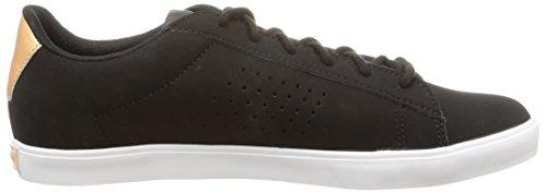 Le Coq Sportif  Agate Lo,  Sneaker Donna Nero (Black/Rose Gold)