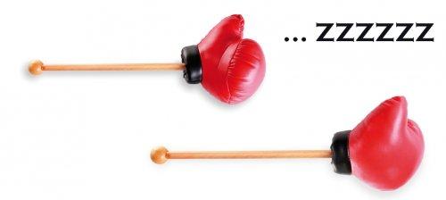 k.a Schnarchstopper - Boxhandschuh Scherzartikel