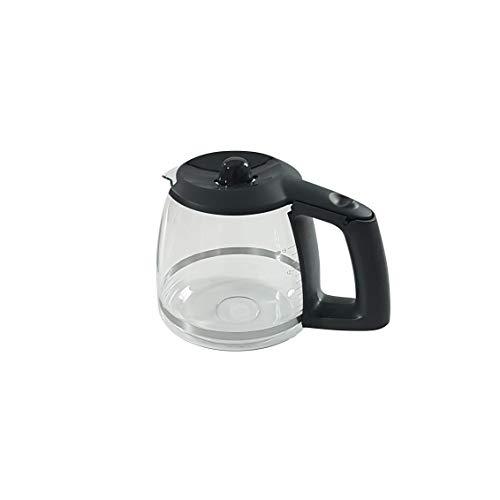 Ersatzkanne Glaskanne anthrazit TKA6A für Bosch Kaffeemaschine TKA6A044 / TKA6A047