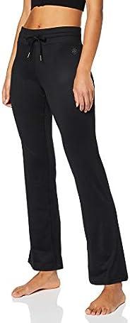 Marca Amazon - AURIQUE Pantalón de Yoga Mujer
