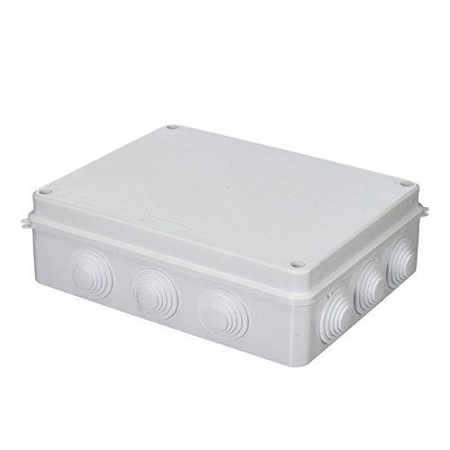 Saim haga clic para abrir vista ampliada blanco ABS IP6512agujeros
