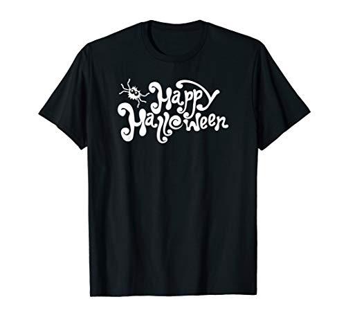 Fröhlich Halloween Gespenstische Spinne Lazy Kostüm Urlaub  - T Shirt Spinne Kostüm