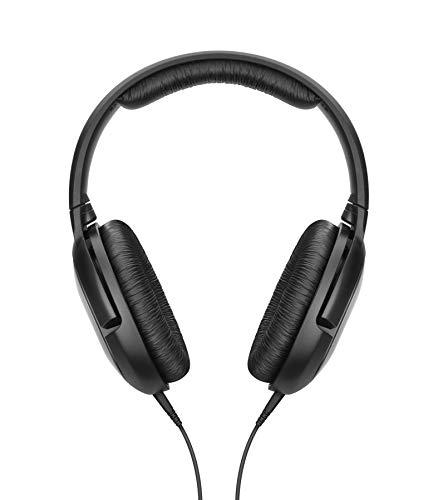 Sennheiser HD 206 - Auriculares estéreo, Color Plata