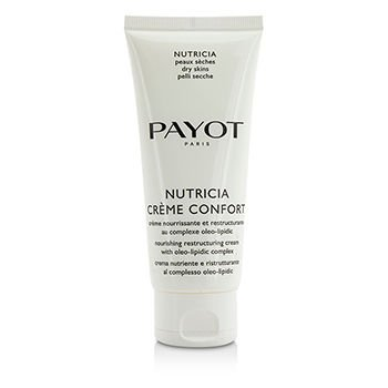 Payot - Nutricia Creme Confort Nourishing & Restructuring Cream - For Dry Skin - Salon Size 100ml/3.3oz