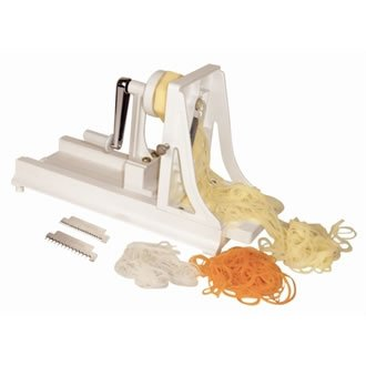 Japanese Turning Vegetable Slicer Commercial Kitchen Stainless Steel Blades