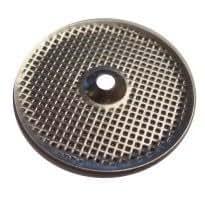 new Brasilia Espresso Coffee Machine shower plate no grid stainless steel