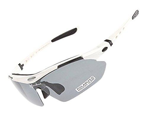 Sunglasses Polarizada Goggles Gafas de Sol Gafas de Protección Gafas Deportivas Gafas de Ciclismo para Bike Bicicleta Bicycle Cycling
