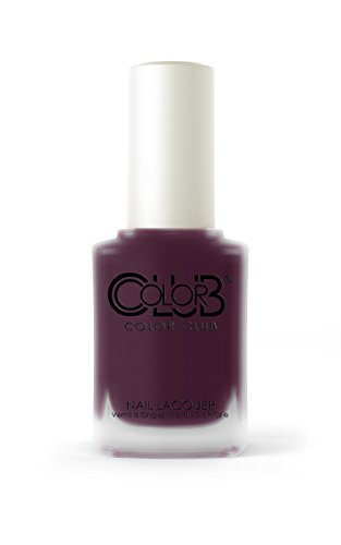 Color Club Nail Polish Number LS28, Plum-p and Juicy by Color Club