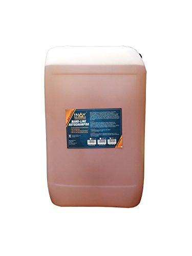 INOX® Nano Line Autoshampoo, hochwirksame Fahrzeug-Reinigung mit Abperleffekt - 25 L