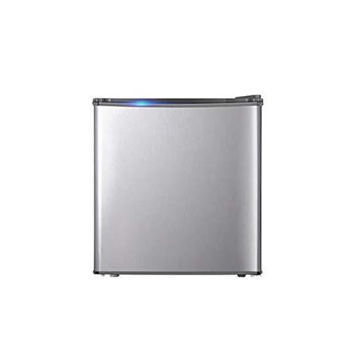 MYYQ Kleine Haushalt Single Door Hotel Energiespar-Kühlschrank Größe 445 x 470 x 501 mm