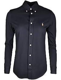 5b3295d5fb7408 Amazon.fr   Ralph Lauren - T-shirts, tops et chemisiers   Femme ...