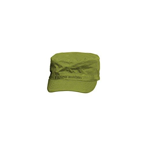 ALPHA Industries Army Hat light oliv, Größe:60