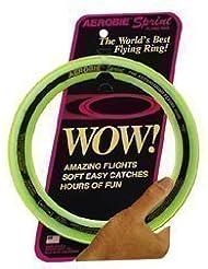 Anillo para arrojar disco volador Aerobie Sprint 25 cm Diámetro