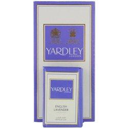 Yardley London English Lavender Soap 3 x 100