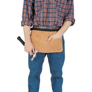 Kennedy Nagel-Gürteltasche Leder braun 370x 220mm 1x Öse Anzahl Taschen 2