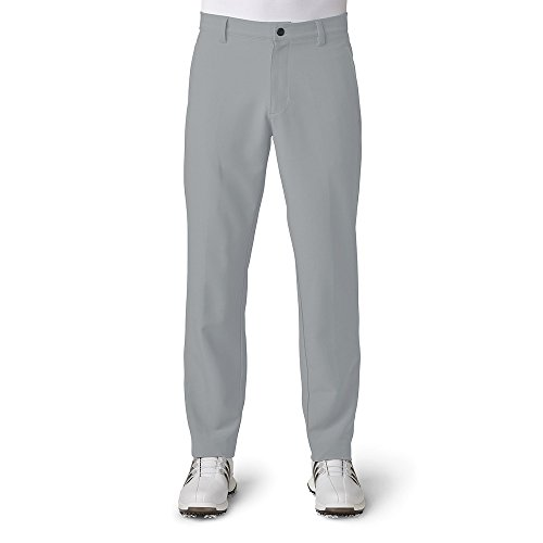 Adidas Golf 2018 Ultimate 3 Stripes Taper Fit Trousers (Grey Two)