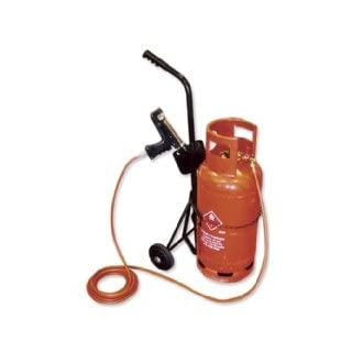 Adpac Gas Cylinder Trolley 18kg Load Ref PCT