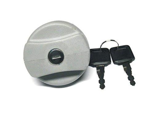 myshopx D4 Tankdeckel abschließbar Tankverschluss mit Schlüssel
