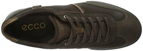 ECCO Fraser, Sneaker a Collo Basso Uomo Marrone (Braun (COFFEE/ESPRESSO 52987)
