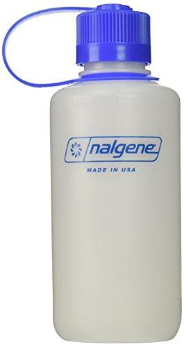 Nalgene HDPE Narrow Mouth Wasserflasche (1 Pint) -