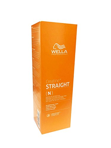 Preisvergleich Produktbild Wella CREATINE+ STRAIGHT N 200ML