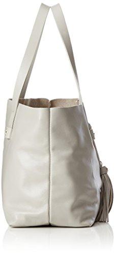 Borbonese 954738j56, sac bandoulière Grigio (Light Grey)