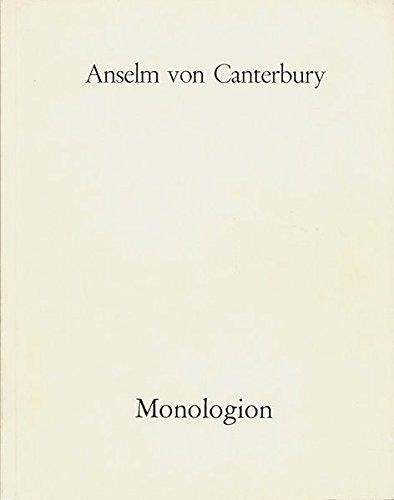 Monologion