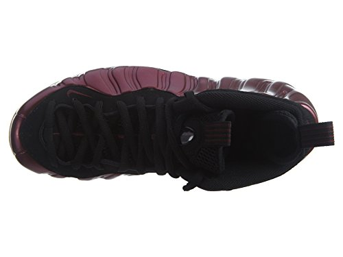 Nike 314996-601, espadrilles de basket-ball homme Rouge