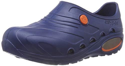 Safety Jogger Berufsschuhe Oxypas Oxyva Unisex-Erwachsene Arbeitsschuhe, Clogs Blau (NAV), EU 37/38