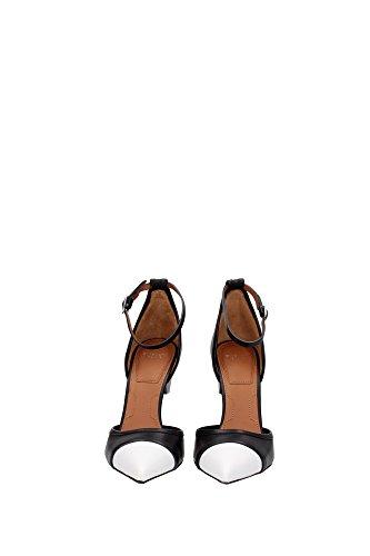 BE08237004004 Givenchy Talon Femme Cuir Noir Noir