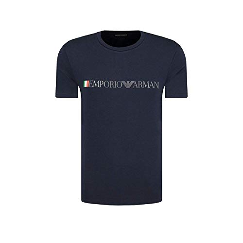 Emporio Armani T-Shirt col Rond Manches Courtes Homme Article 110853 9P510
