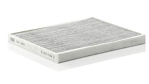 Original MANN-FILTER Innenraumfilter CUK 2243 - Pollenfilter mit Aktivkohle - Für PKW