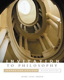 Invitation to Philosophy: Issues and Options by Stanley M. Honer (2001-07-13)