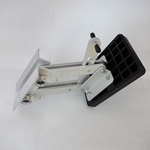 FidgetGear - Soporte Aluminio Motor 2 Tiempos, Barcos