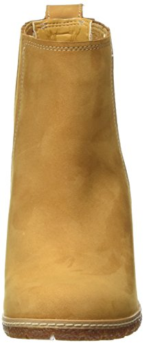 Timberland Glancy Chelsea bottes  femme Marron - Braun (Wheat Nubuck)